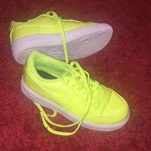 Kids Air Force One Sneakers